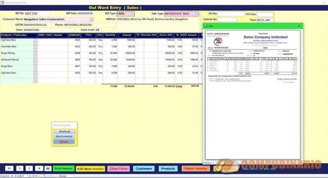 Sistema de Inventario en Access
