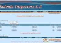 Sistema de Gestión de Inspección de Mercaderias