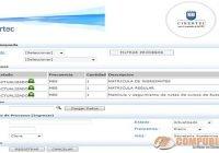 Sistema de evaluación y monitoreo de procesos para Acreditación