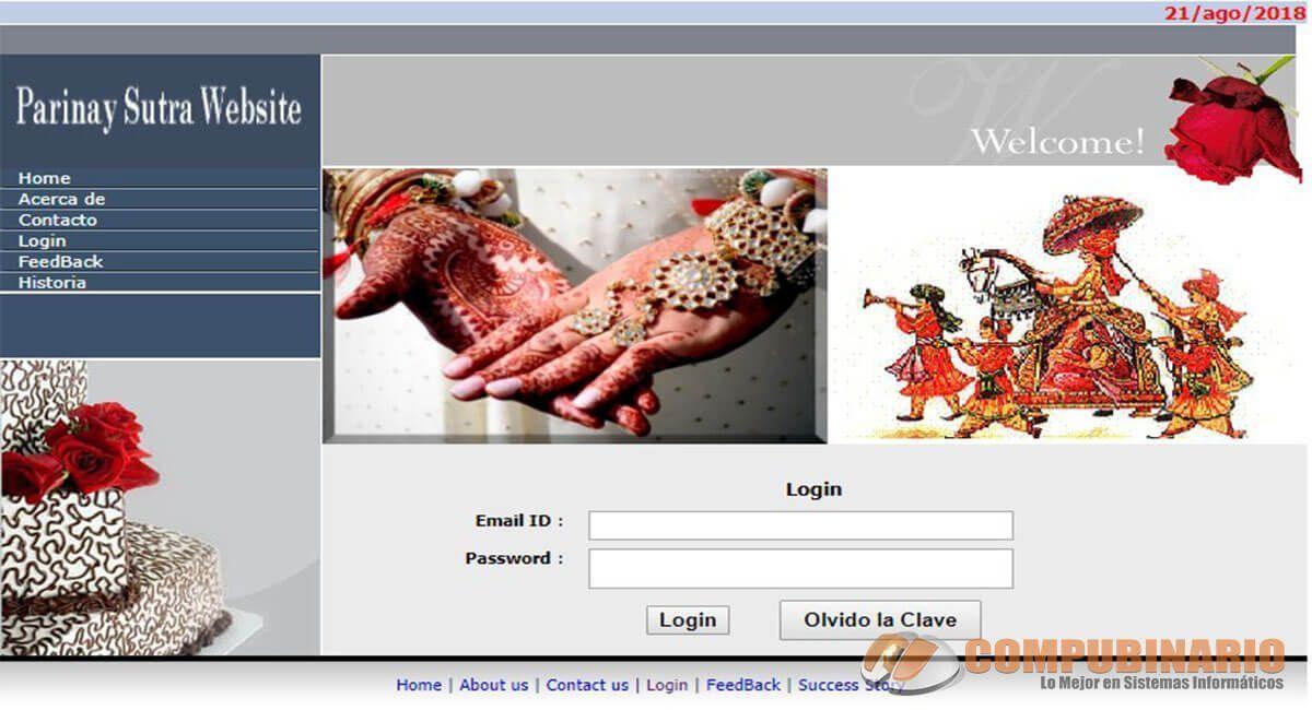 Sistema Web de Ventas de Productos Hindus