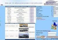 SISTEMA AEROJET DE COMPRAS DE PAQUETES TURISTICOS EN LÍNEA