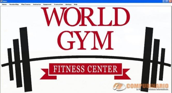 Sistema Fitness de Gymnasio