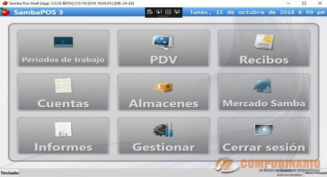 Sistema POS de Ventas e Inventario