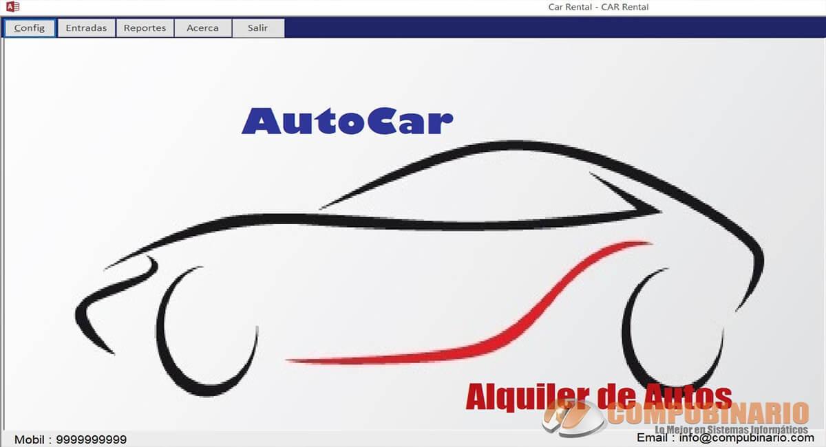 Sistema de Alquiler de Autos