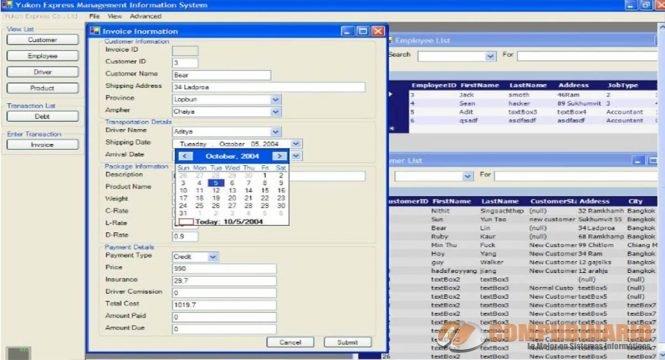 Sistema de Gestion de Informacion