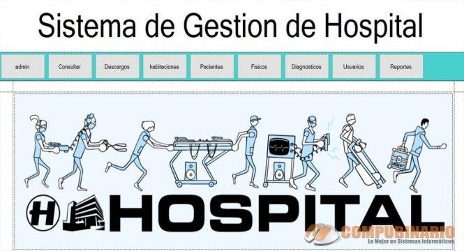 Sistema de Gestión de Hospital