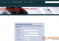 Sistema de Informacion y Votacion Electoral