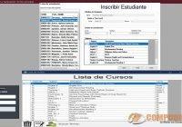 Sistema de Inscripcion y Facturacion de Matriculas