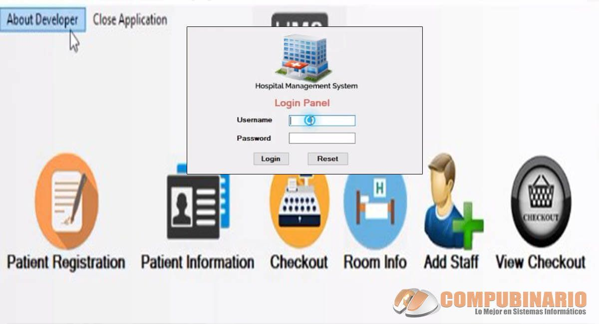 Sistema de Gestión Hospitalaria