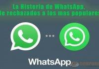 Historia de WhatsApp