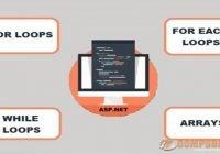 Bucles y Arreglos en ASP.NET