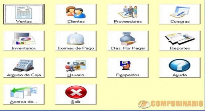 Sistema de Facturacion Compras e Inventario