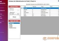 Sistema de Administracion y Control de Hotel