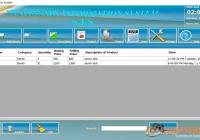 Sistema de Informacion de Papelerias con Visual y Access