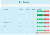 Sistema Web de Ventas con Administracion