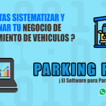 Sistema de Parqueo de Vehiculos